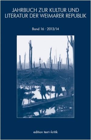 Titel Jahrbuch edition text + kritik